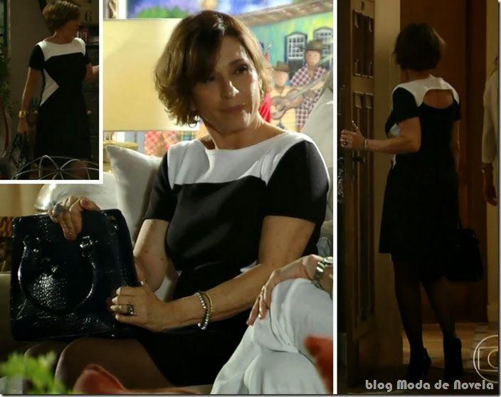 Looks do dia 15 de fevereiro na novela Em Família