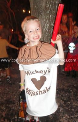 ... coolest triple dip ice cream cone and milkshake costumes pinterest ...  sc 1 st  The Halloween - aaasne & Milkshake Halloween Costume - The Halloween
