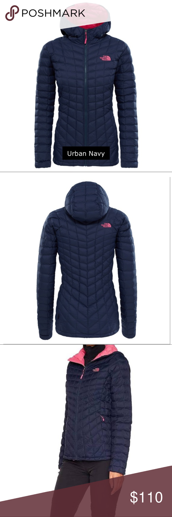 The North Face Women S Thermoball Hoody Jacket North Face Women Hoodie Jacket Jackets [ 1740 x 580 Pixel ]