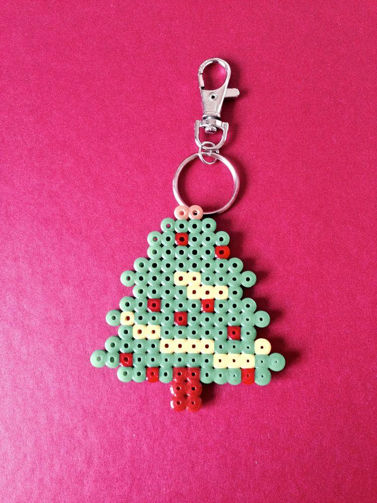 christmas tree pinecone. Preschol Project. Paint, add