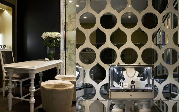 Trewarne Fine Jewelry store by MIM Design, Chadstone – Australia ...