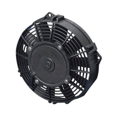 Spal 30100393 7 5 Straight Blade Low Profile Fan 12v Pusher 440