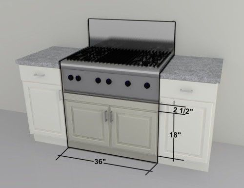 Ikea Kitchen Hack A Base Cabinet For Farmhouse Sinks And Deep Cooktops Ikea Kitchen Cooktop Farm Sink