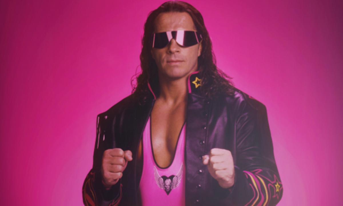 Brace Yourself For The Return Of Wrestling Legend Bret Hart Hitman Hart Professional Wrestler Hart