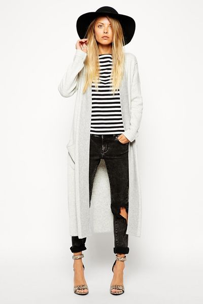 Long Cardigans - shop now | Everyday Beautiful | Pinterest | Long ...