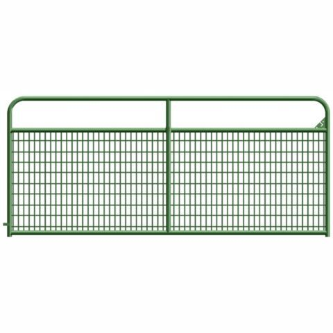 Wire Filled Gate 10 Ft Tractor Supply Co Steel Gate Farm Gate Tractor Supplies