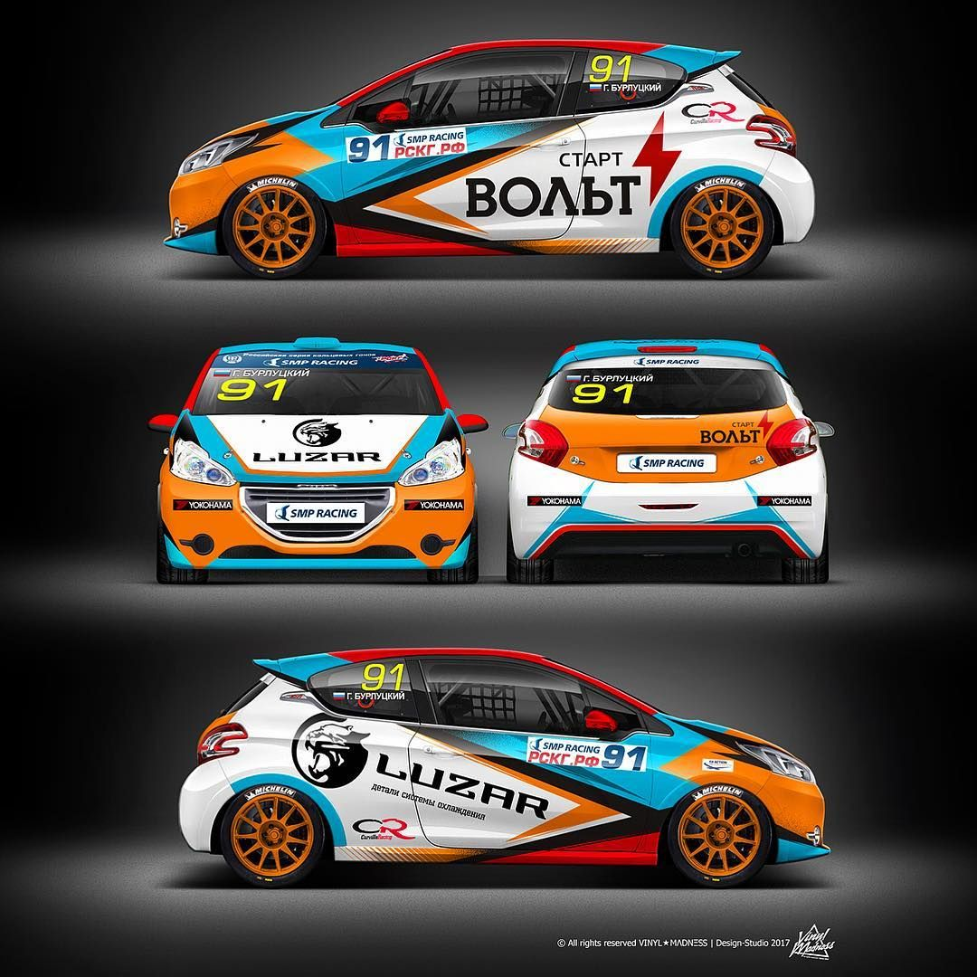 Rabota Kipit New Livery Design For Carville Racing Team From Saintp Racing Car Sticker Design Racing Car Design [ 1080 x 1080 Pixel ]