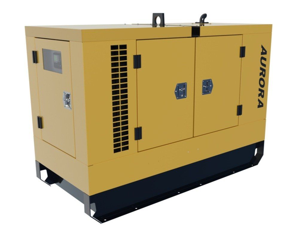 25 Kw Caterpillar Diesel Generator Aurora Generators Diesel Generators Generation Locker Storage