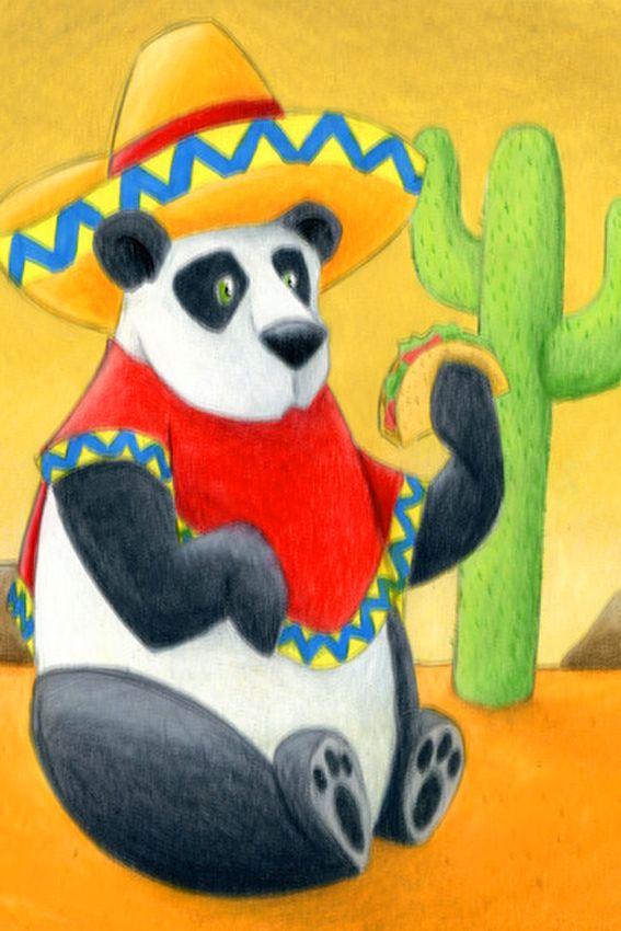 MeXiCan Panda < ☯ > MeChiCan Pando