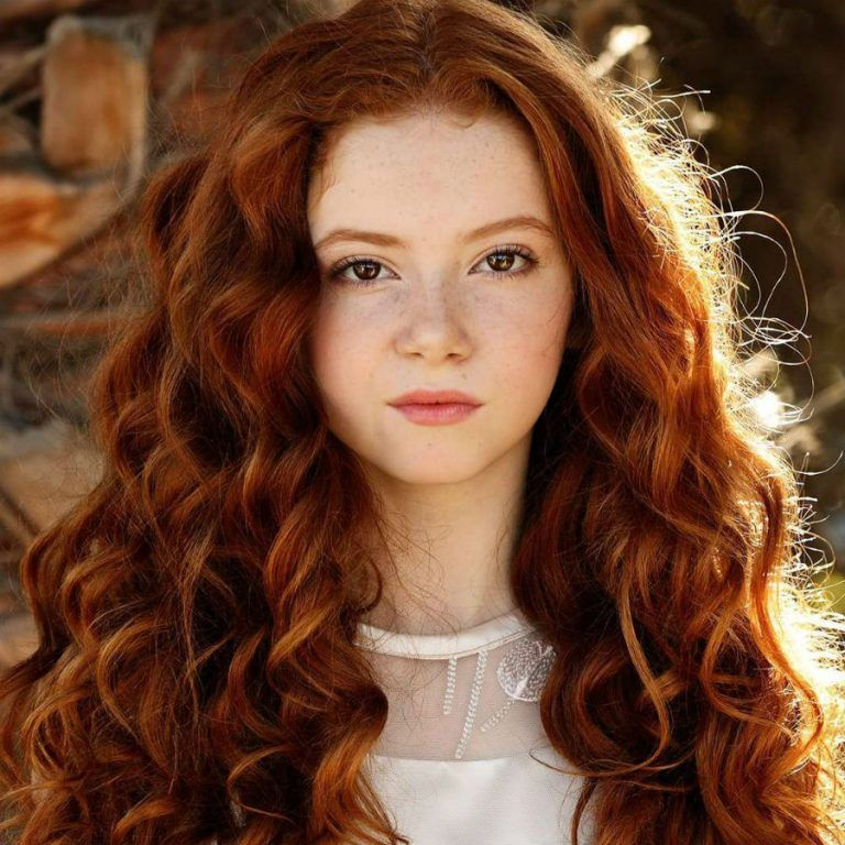 10 Extremely Rare But Interesting Body Features Red Curly
