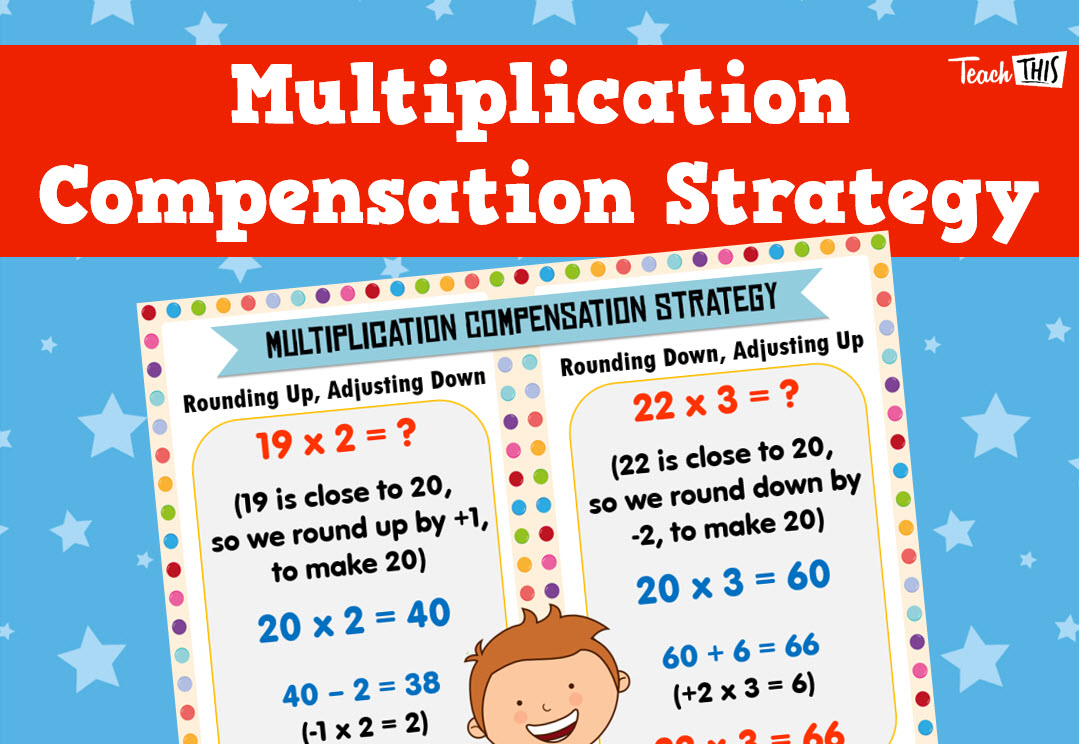 Multiplication Compensation Strategy - Poster