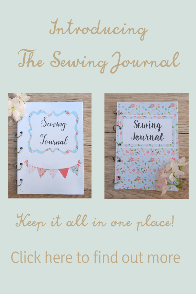 Introducing the Sewing Journal Sewing, Pincushion