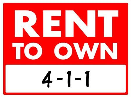 Rent To Own Is It For Me  Future Home    Renting