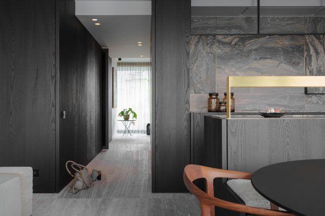 Luxhome interiors project sono centrum gent id kitchen in