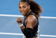 Australian Open 2017: Serena Williams and Milos Raonic reach round three