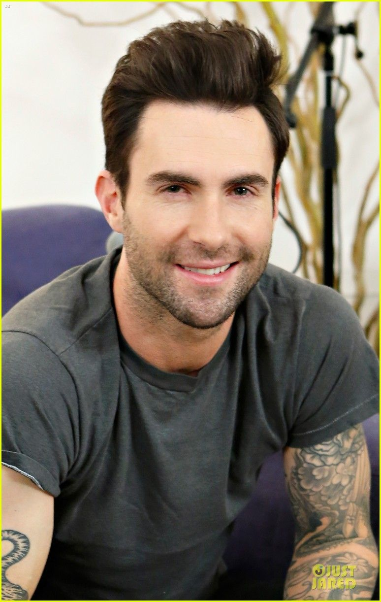 adam levine hairstyle | i might be old but i'm not dead