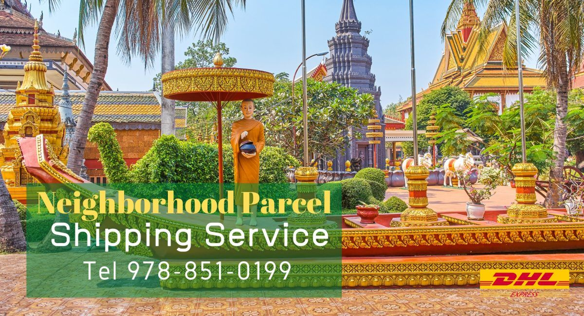 Dhl shipping to phnom penh cambodia lowest dhl rates in