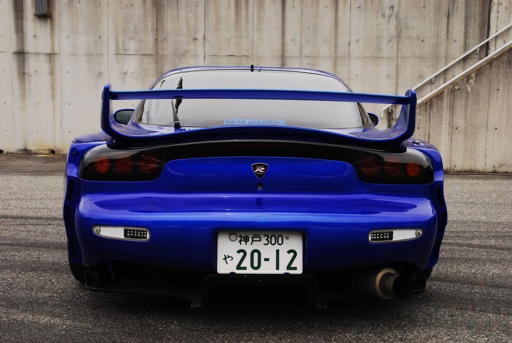 FD Spirit R in Daytona Blue