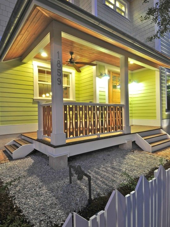Front Steps Railing Home Design Ideas Pictures Remodel And Decor: Porch Railing Design, Pictures, Remodel, Decor And Ideas - Page 10