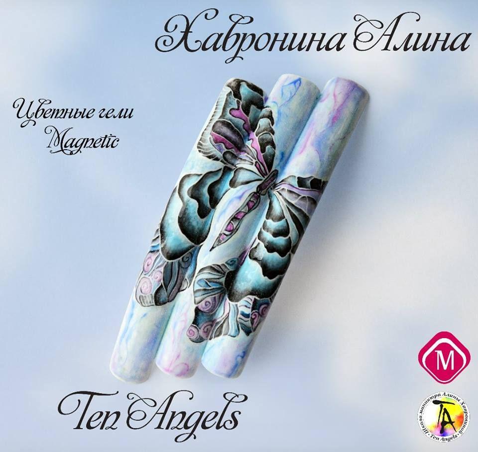 Nail design by Alina Khavronina