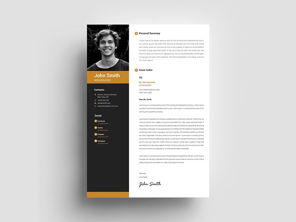 Organized | the great outdoors | free resume builder, resume.