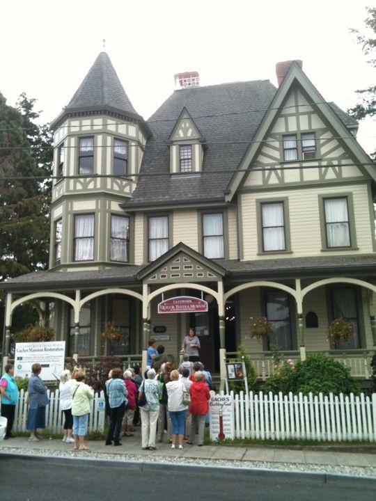 La Conner Quilt & Textile Museum | Home Sweet Home | Pinterest ... : laconner quilt museum - Adamdwight.com