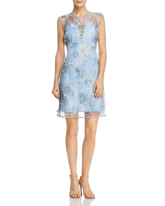 Elie Tahari Olive Embellished Shift Dress Elie Tahari Bloomingdale S Womens Olive Dress Womens Shift Dresses Dresses [ 1500 x 1200 Pixel ]