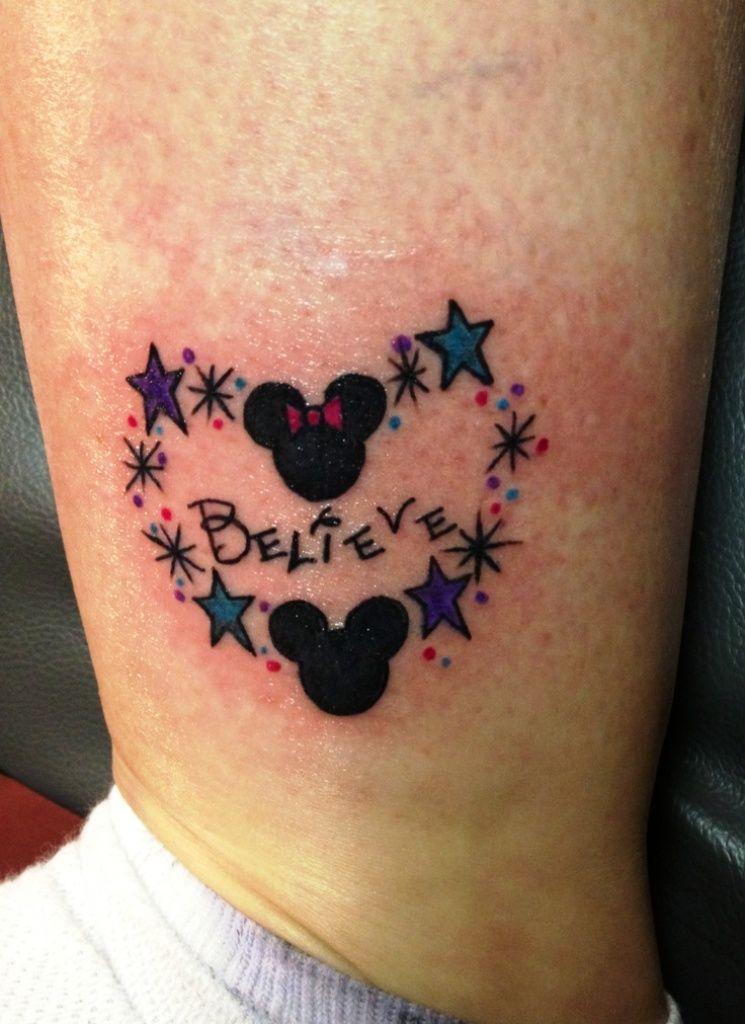 10 Small Disney Tattoos For Women | Disney Tattoos ...