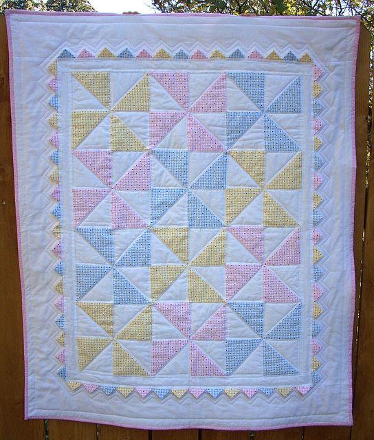 Pastel Pinwheel baby quilt | Pinwheel quilt, Pastels and Babies : baby pinwheel quilt - Adamdwight.com