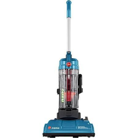Hoover Nano Cyclonic Compact Bagless Upright Vacuum Uh20020w
