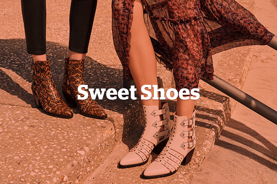 Totally Trending this Week with Ebates Luxury Sweet Shoes