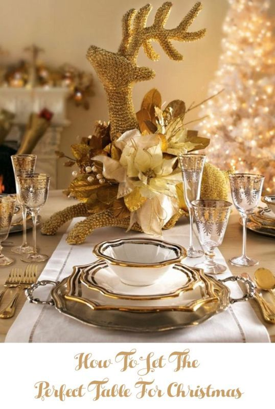 Shop By Category Ebay Christmas Dining Table Elegant Christmas Centerpieces Christmas Dinner Table