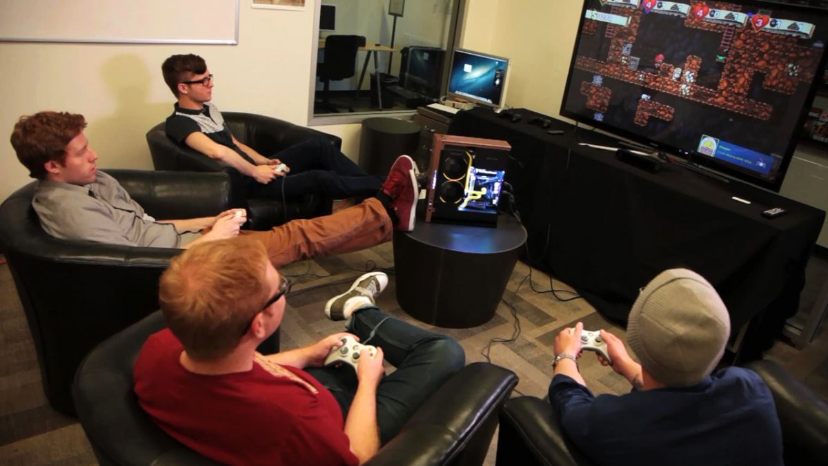 The Best Living Room PC Games To Play On Couch