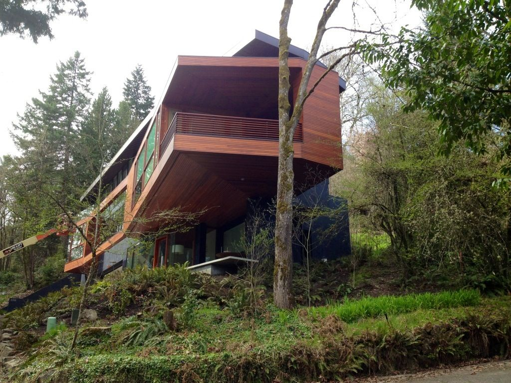 forks wa  cullen house - Google Search & forks wa  cullen house - Google Search | Architecture | Pinterest ...