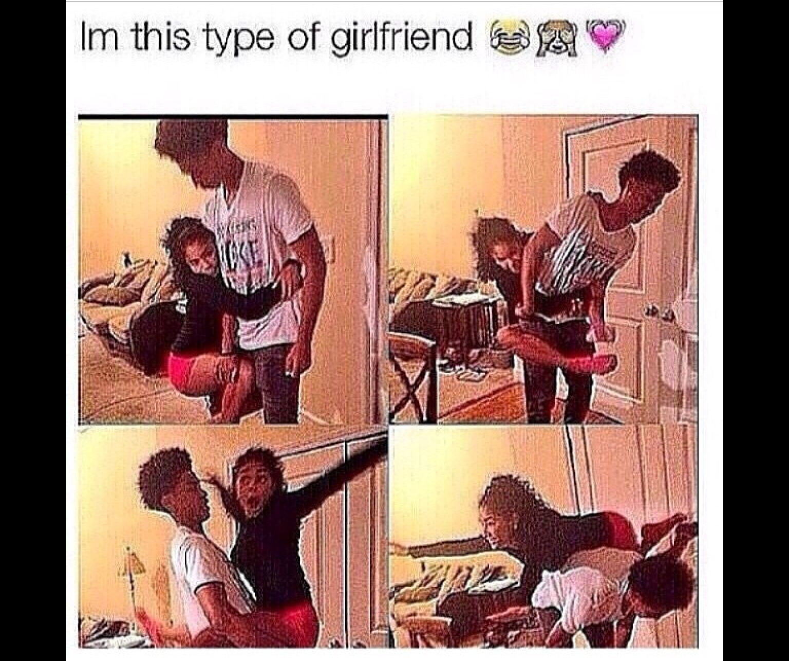 Yeah I M This Type Of Girlfriend Type Of Girlfriend Girlfriend Quotes Relationships Cute Quotes