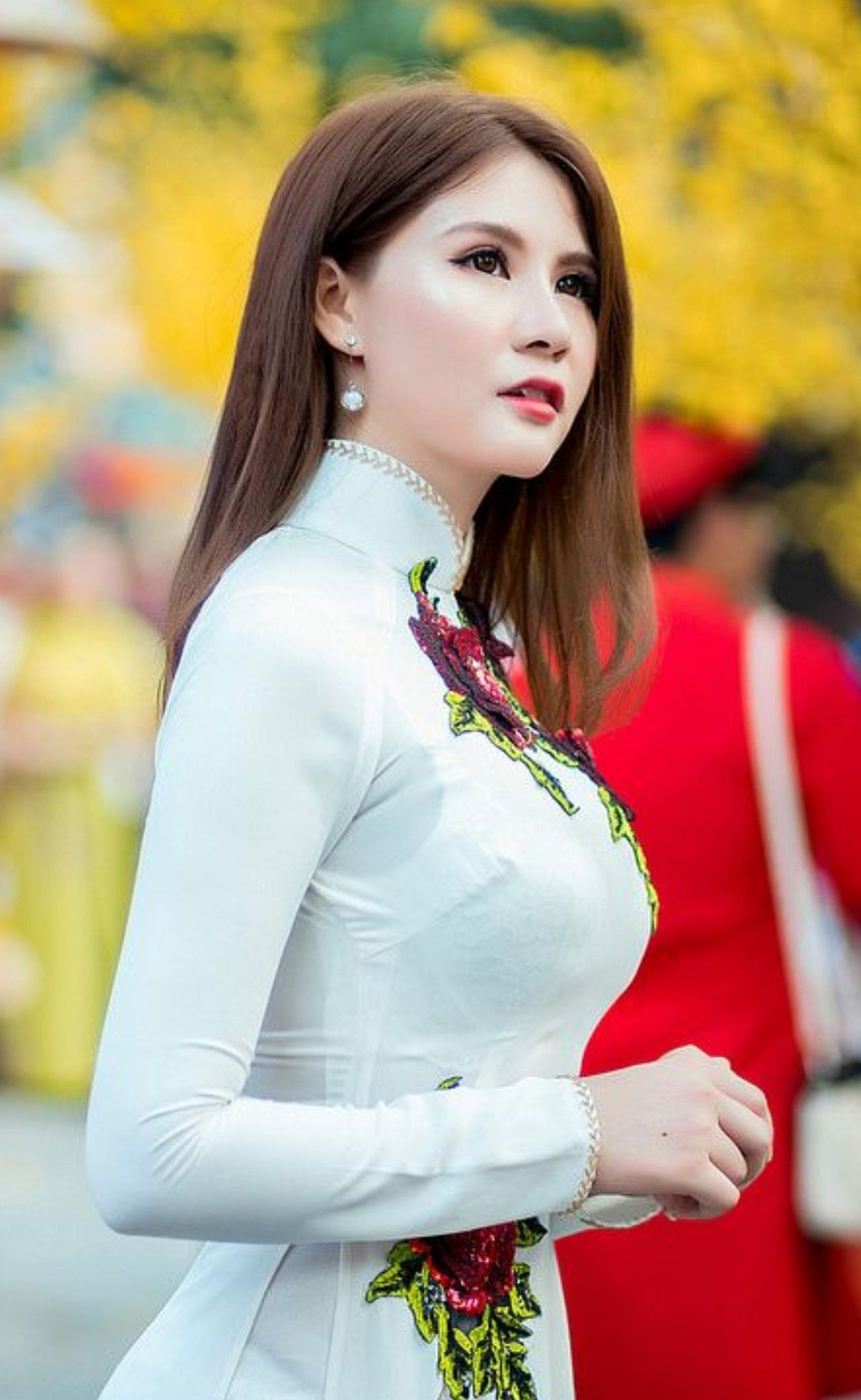 Pin by cogra bro on asian girls pinterest ao dai asian and