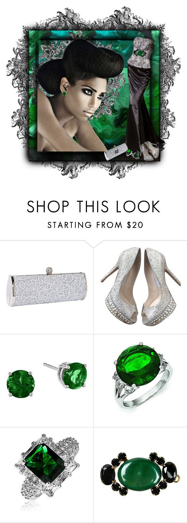 """Laced Up"" by rozelle ❤ liked on Polyvore featuring J. Furmani, Jimmy Choo, Kevin Jewelers, Bling Jewelry and Marni"