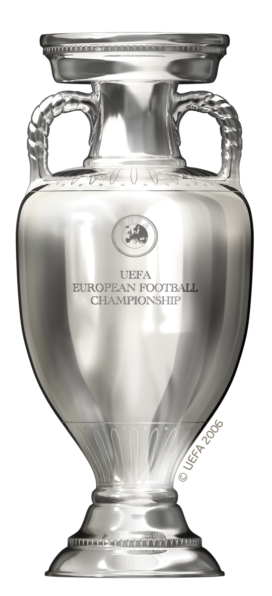 Champions League Trophy Vector UEFA Euro Trophy. | Fo...