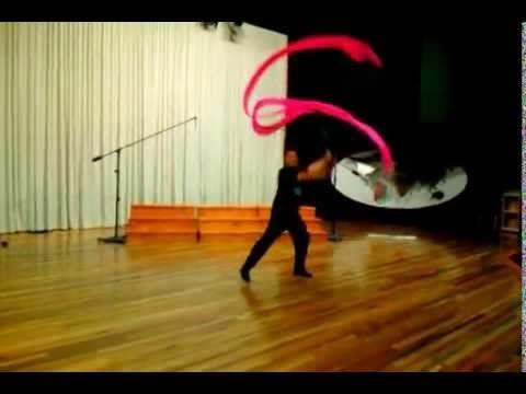 Dance with Silk Streamers (Danza con listones de Seda) - YouTube