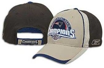 d46df9d015cc35 Official New England Patriots ProShop - 2004 Super Bowl Locker Cap ...