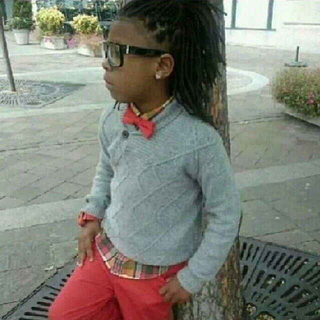 Dreads Locs Cute Kiddos Braids For Boys Cute