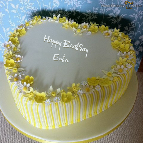 The Name Esha Is Generated On Happy Birthday Images Download Or