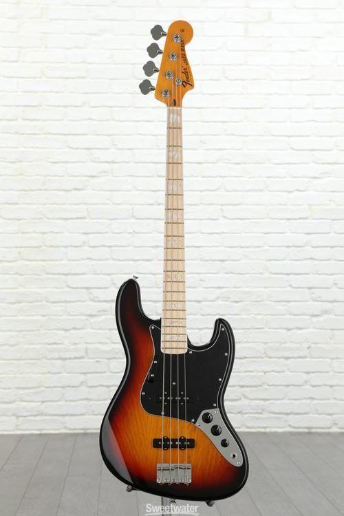 Fender American Original 70s Jazz Bass 3 Color Sunburst