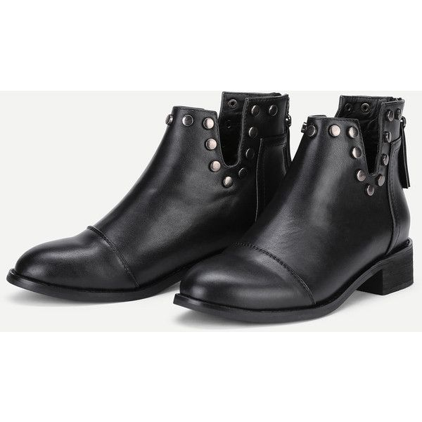 Black Boots Polyvore