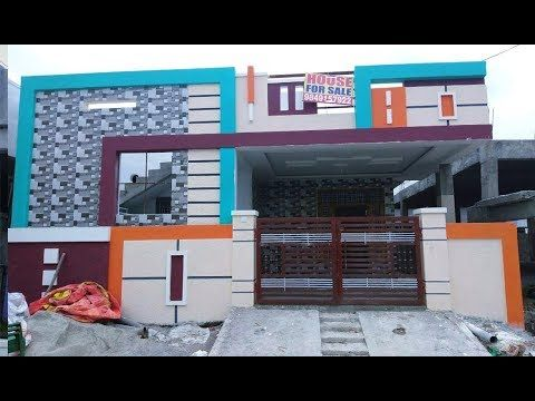 East Facing Independent House for sale in Rampally