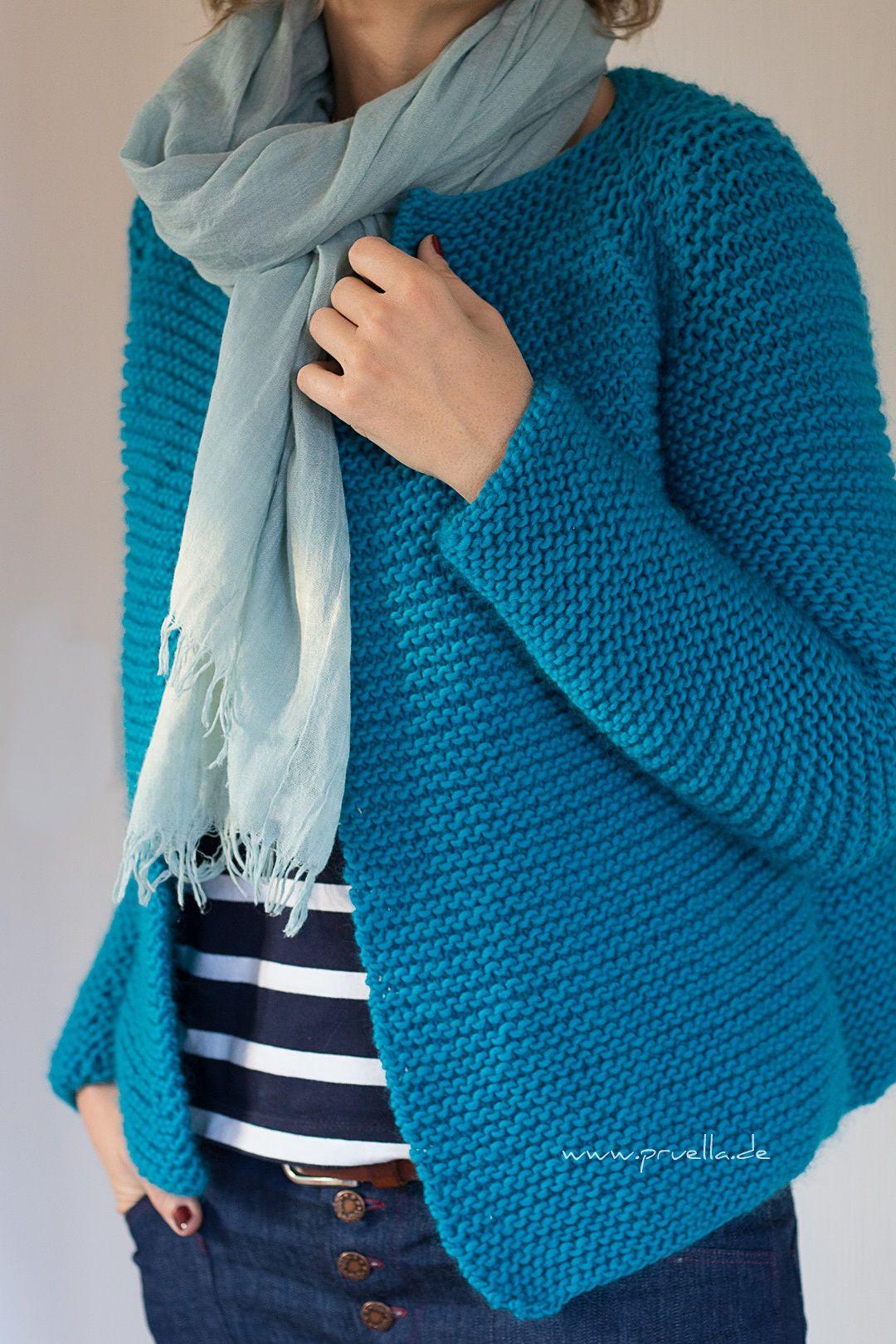Photo of #martinacardigan von we are knitters