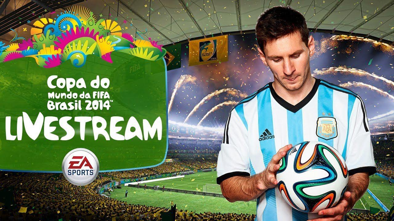 Fifa World Cup 2014 HD Wallpaper Lionel Andrés Messi