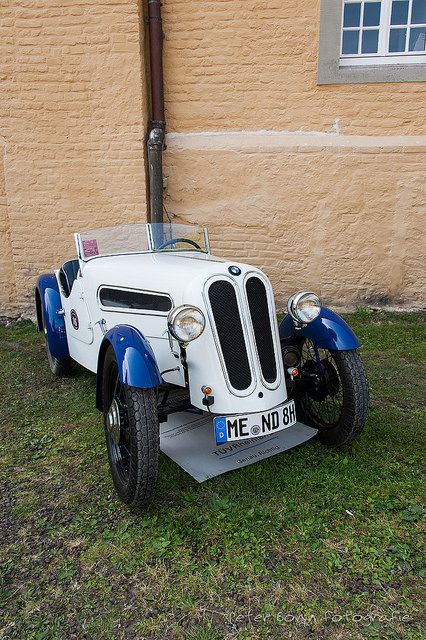 BMW Dixi 3/15 PS DA 2 Roadster - 1930 | BMW, Cars and Vw
