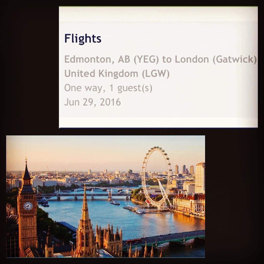It's official! I'm spending my summer in Europe! #London #travel #travelbug by _girldandelion_