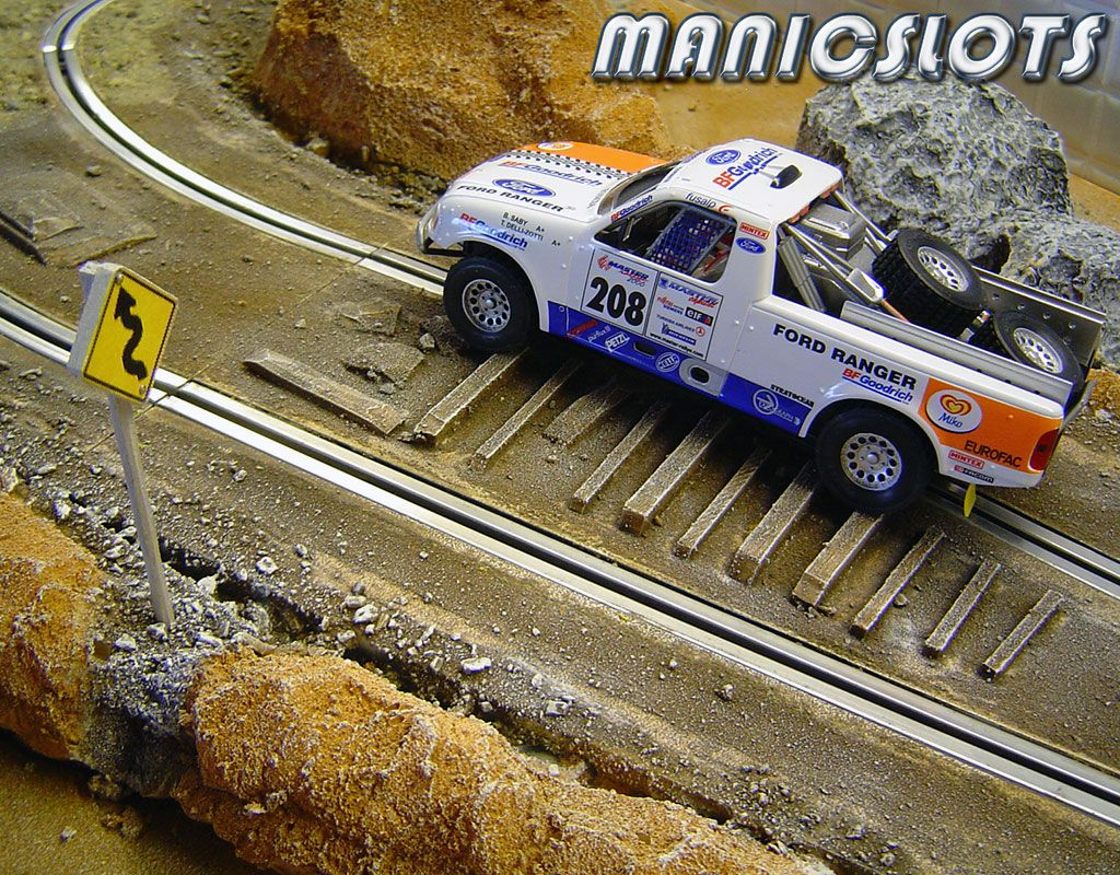 Ninco rally slot car track bewerbung als servicemitarbeiter casino